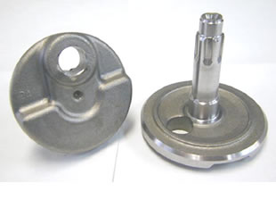 Crankshaft (Hot-cold forged products)
