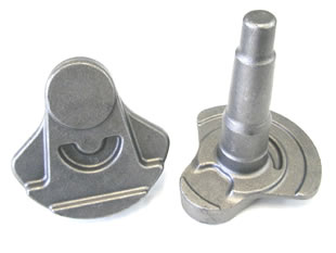 Crankshaft (Hot forged products)